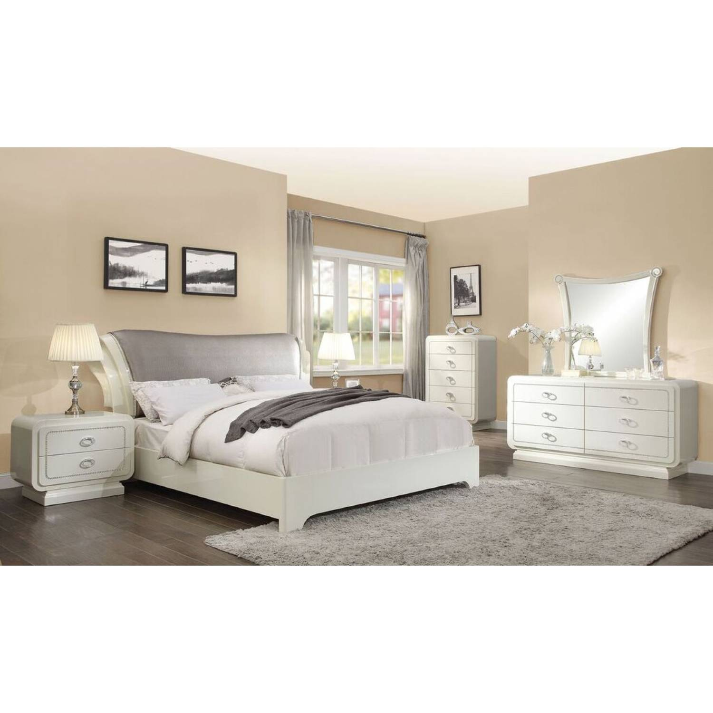 Cheap Bedroom Sets Las Vegas: 20390Q BELLAGIO QUEEN BED
