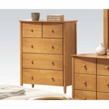 08947 MAPLE CHEST W/5 DRAWERS