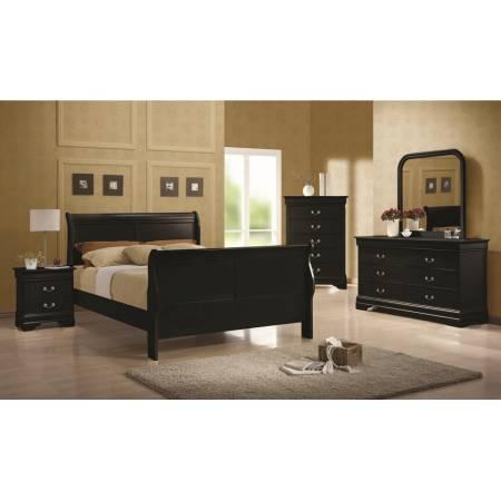 Louis Philippe Queen Bedroom Group 203961Q-Gr