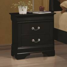 Louis Philippe 2 Drawer Night Stand 203962