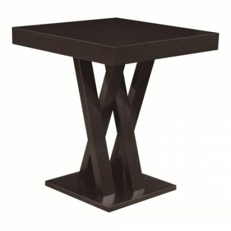 100520 Bar Units and Bar Tables Bar Height Table