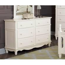 Clementine Dresser - White B1799-5
