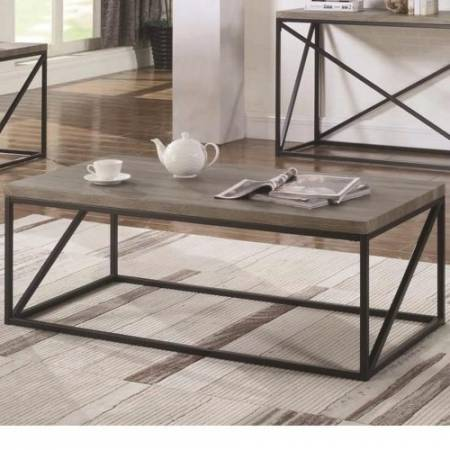 70561 Industrial Coffee Table 705618
