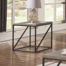 70561 Industrial End Table 705617