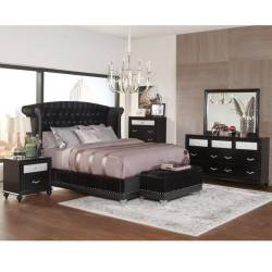 Barzini California King Bedroom Group 2