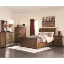 Elk Grove California King Bedroom Group