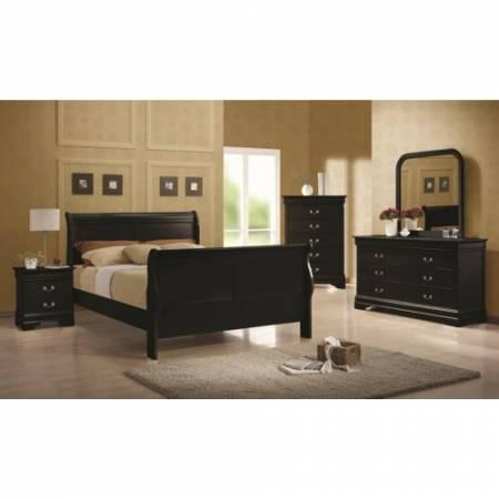Louis Philippe Queen Bedroom Group 2