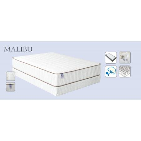 "Malibu Non-Flip Foam Encased 12"" Twin"