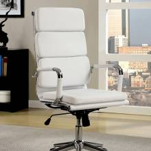 MERCEDES OFFICE CHAIR CM-FC636L-WH