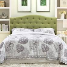 ALIPAZ HEADBOARD GREEN Queen Beds CM7989GR-HB-FQ