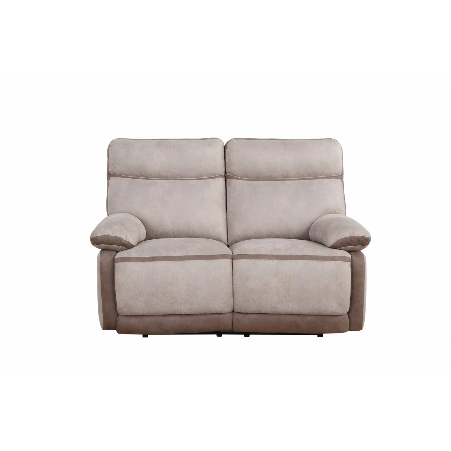9920rf Pw Barilotto Power Double Reclining Love Seat With Power Headrests