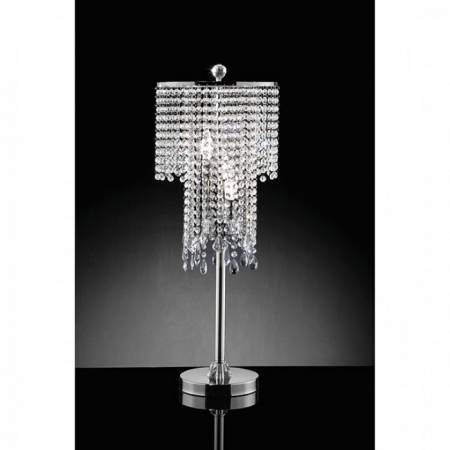 ALRAI TABLE LAMP Clear