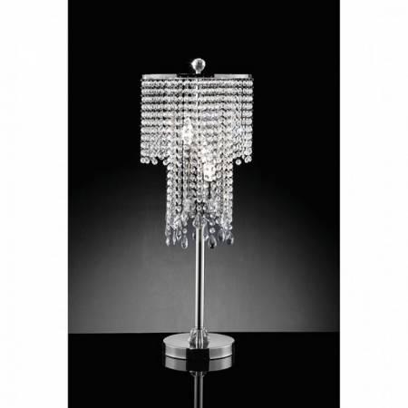 ALRAI TABLE LAMP Clear