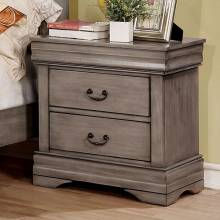 EUGENIA NIGHT STAND Gray finish