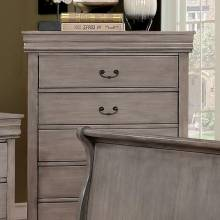 EUGENIA CHEST Gray finish