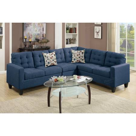 4-Pcs Modular Sectional F6938