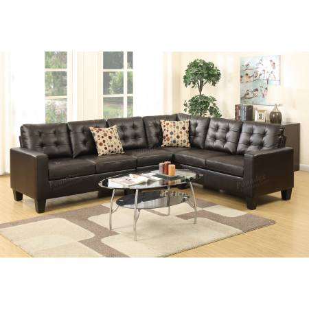 4-Pcs Modular Sectional F6939