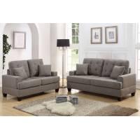 2-Pcs Sofa Set F6501