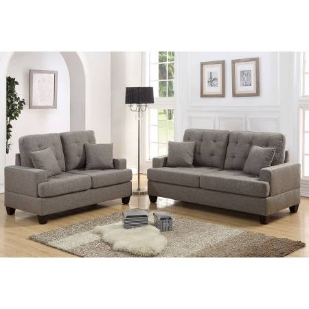 2-Pcs Sofa Set F6501
