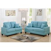 2-Pcs Sofa Set F6502