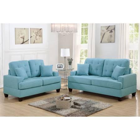 2-Pcs Sofa Set F6502