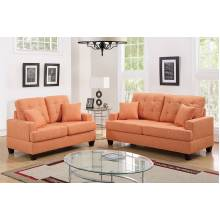 2-Pcs Sofa Set F6503