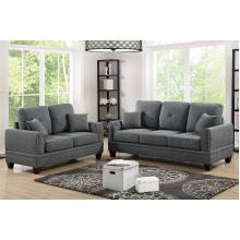2-Pcs Sofa Set F6507