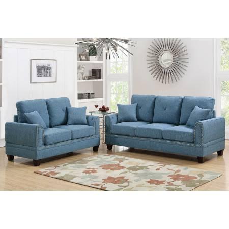 2-Pcs Sofa Set F6508