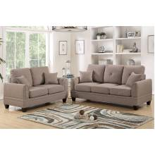 2-Pcs Sofa Set F6509