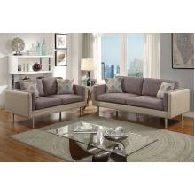 2-Pcs Sofa Set F6556