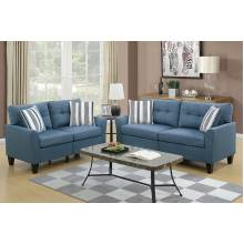 2-Pcs Sofa Set F6535