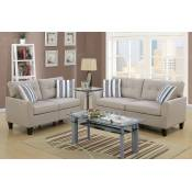 2-Pcs Sofa Set F6534