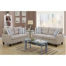 2-Pcs Sofa Set F6534