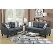 2-Pcs Sofa Set F6533