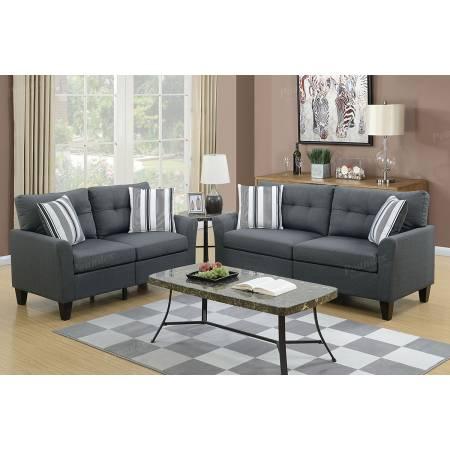 2-Pcs Sofa Set F6533