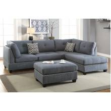 3-Pcs Sectional Sofa F6975