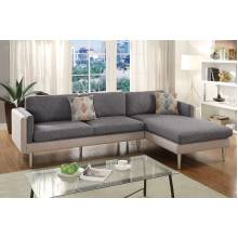 2-Pcs Sectional Sofa F6551