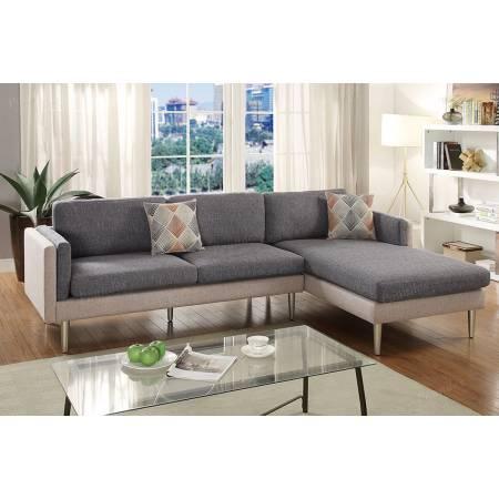2-Pcs Sectional Sofa F6551