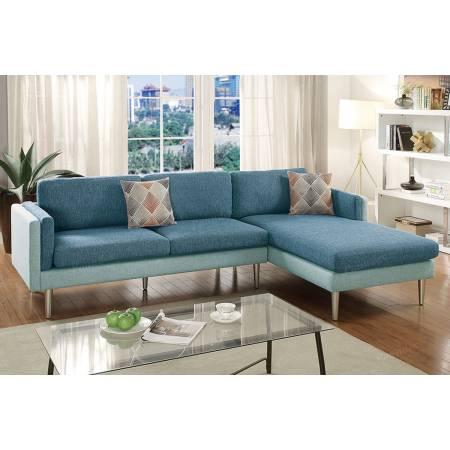 2-Pcs Sectional Sofa F6552