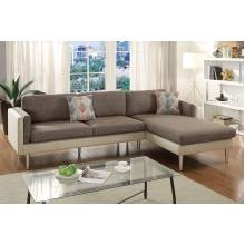2-Pcs Sectional Sofa F6553