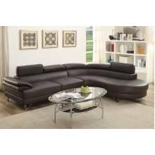 2-Pcs Sectional Sofa F6969