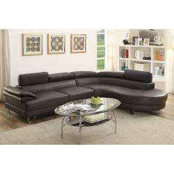 2-Pcs Sectional Sofa F6969