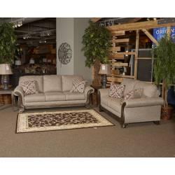 18003 Claremorris 2PC SETS Sofa + Loveseat