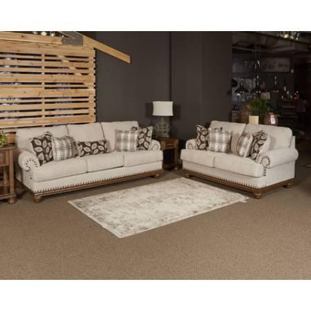 15104 Harleson 2PC SETS Sofa + Loveseat
