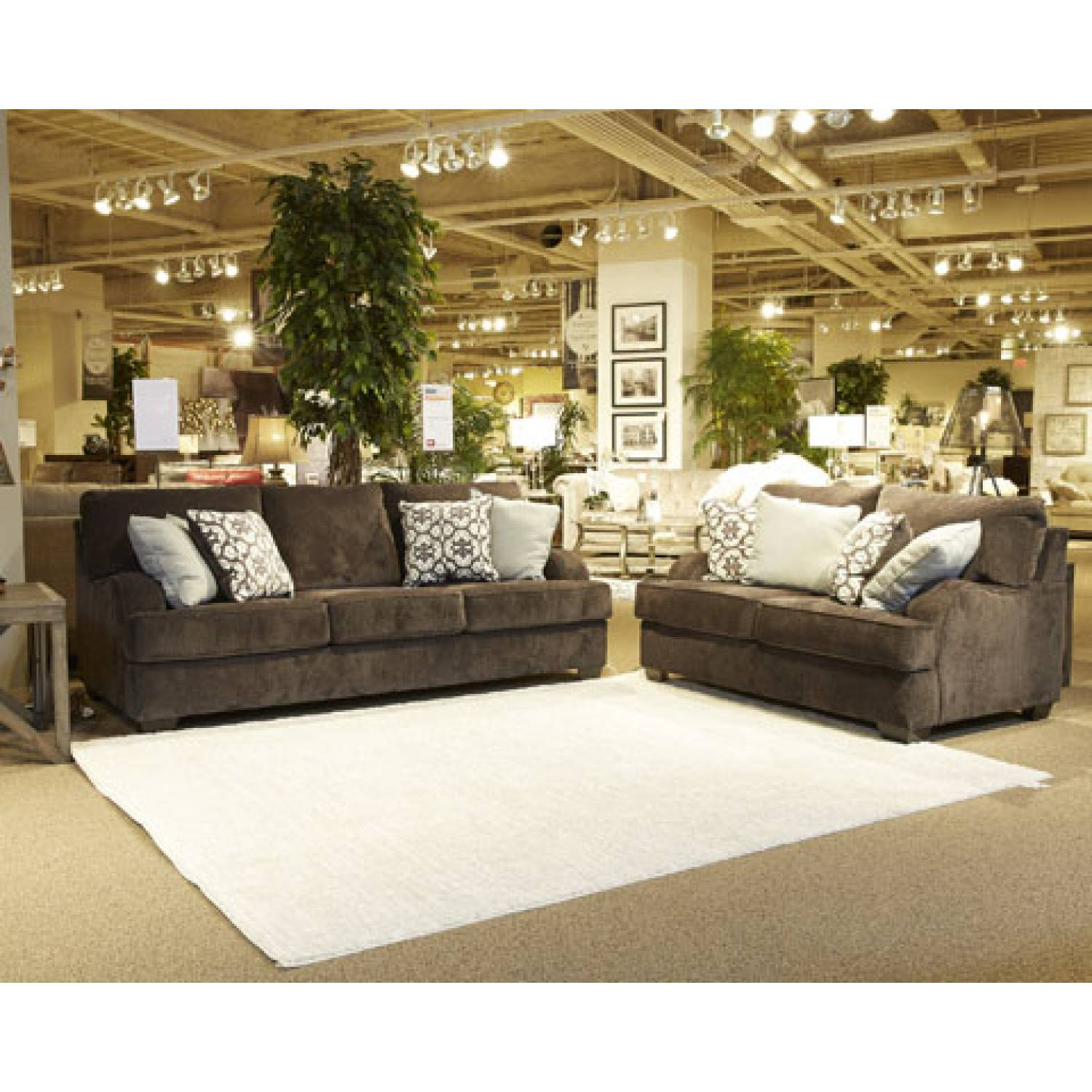 Wondrous 14101 Charenton 2Pc Sets Sofa Loveseat Creativecarmelina Interior Chair Design Creativecarmelinacom