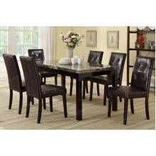 Casual Dining Set (Table and 6 chairs)