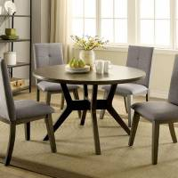 ABELONE ROUND TABLE Gray
