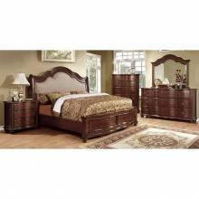 BELLAVISTA 4PC SETS Queen BED (Low Footboard Bed)