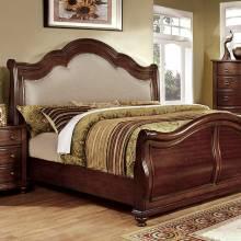 BELLAVISTA Queen BED (High Footboard Bed)