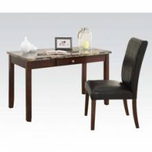 2PC PK DESK , CHAIR 92213